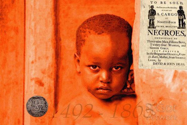 Born In Slavery