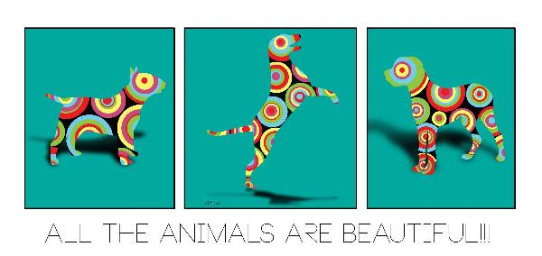 All The Animal Are Beautiful