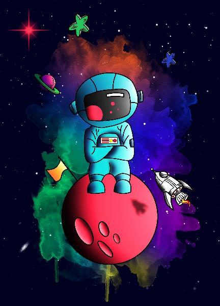 Space Celebration