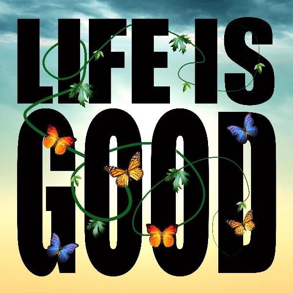 Life Is Good Copy