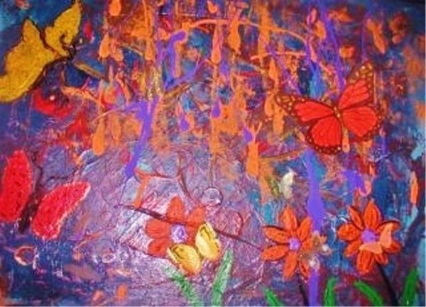 Swamp Of Butterflies