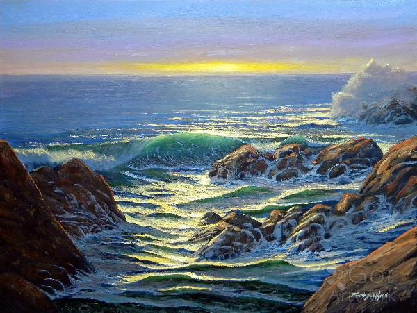 Coastal Evening
