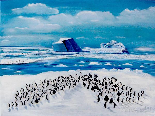 100 Penguins