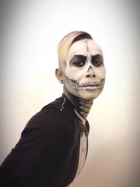 Skull ANnd Tux