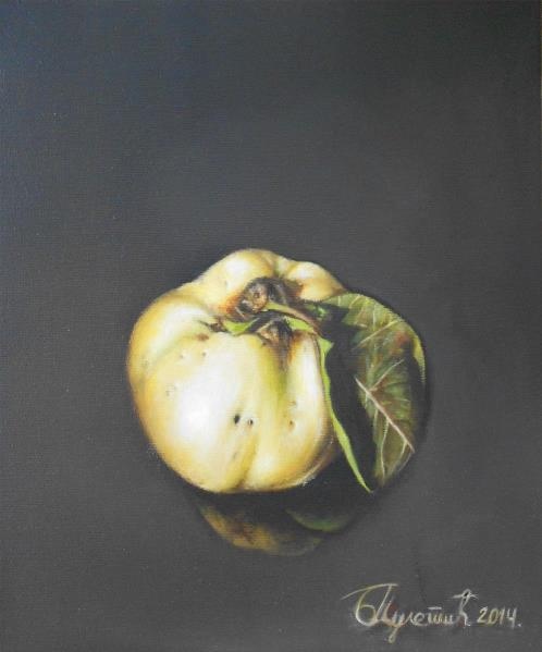 QUINCE ( Triptych No. 2 )
