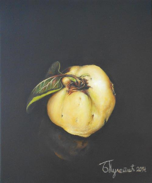 QUINCE ( Triptych No. 3 )