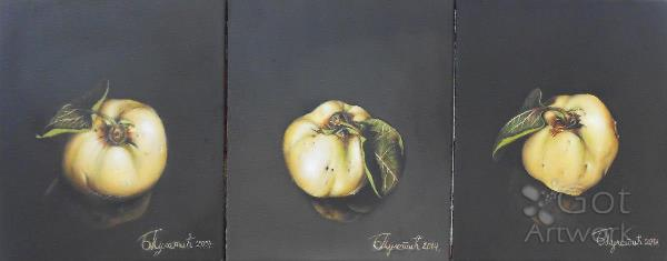 QUINCE ( Triptych )