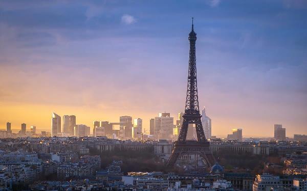 Vue In Paris