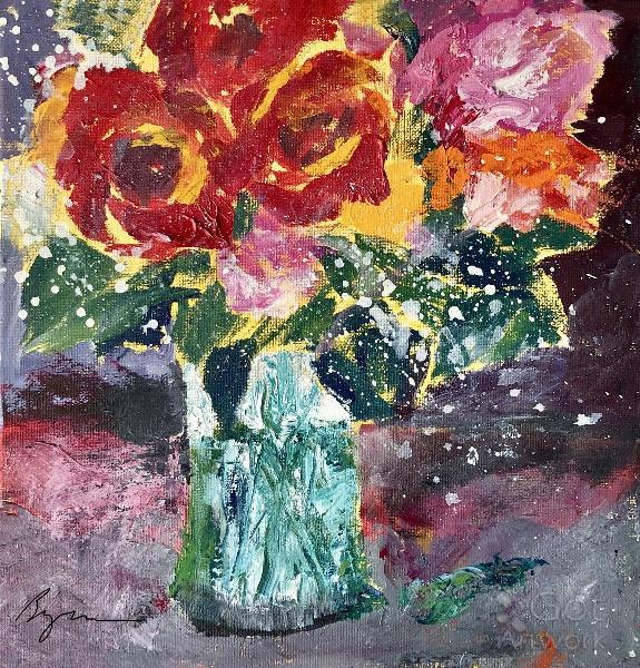 Roses Splash