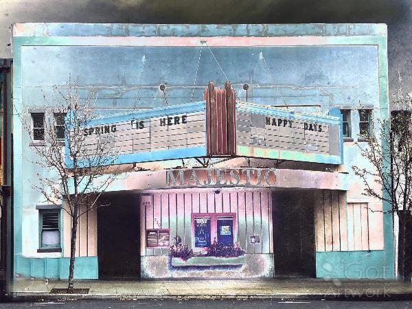 Majestic Theater Benicia II