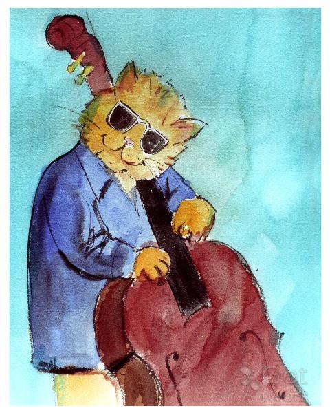 Bass Cat