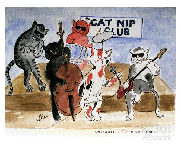 Catnip Club
