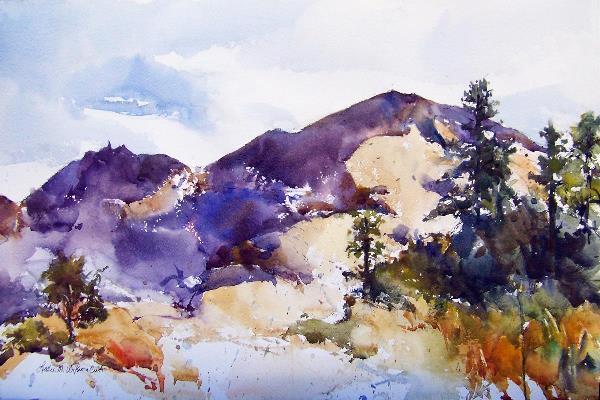 Majestic Mount Diablo