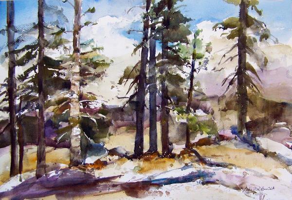 Sierra Trees
