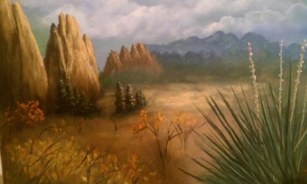 Colorado Mountain Fall