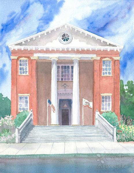 Benicia State Capitol