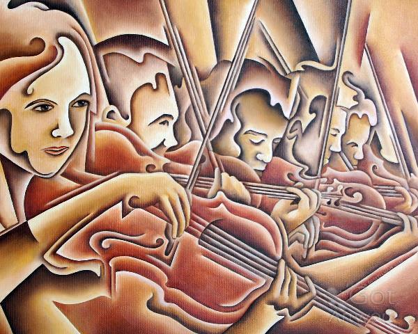 Five Violins