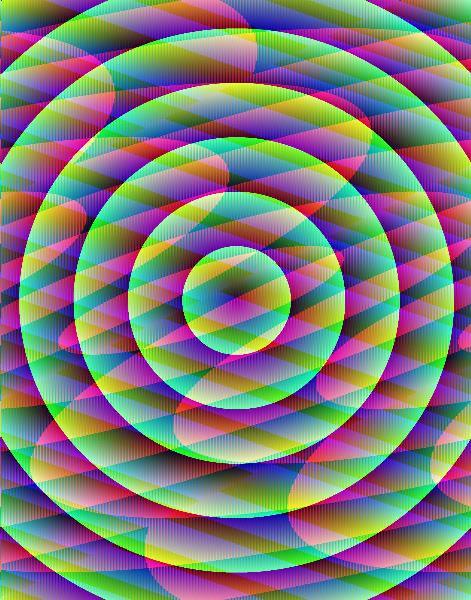 Geometric Auroras