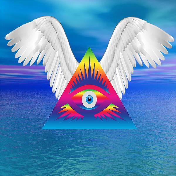 Third Eye With Wings
