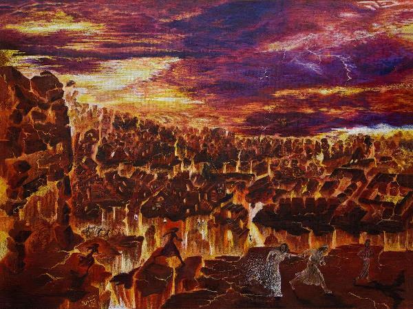 Sodom And Amora