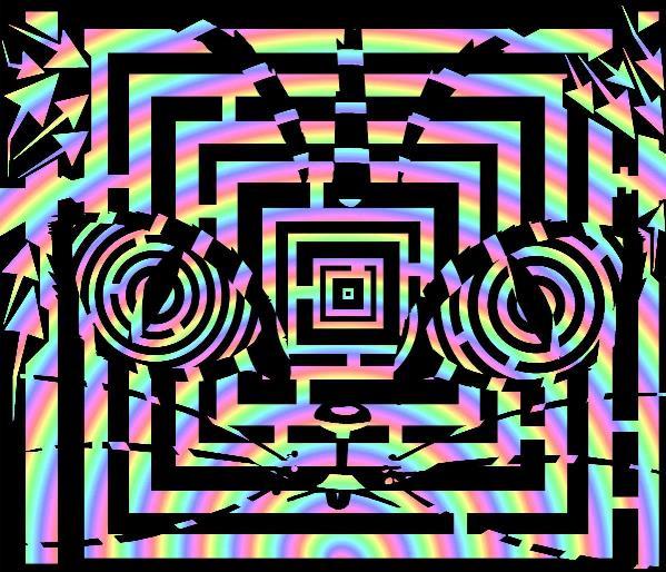 Rainbow CAT Maze