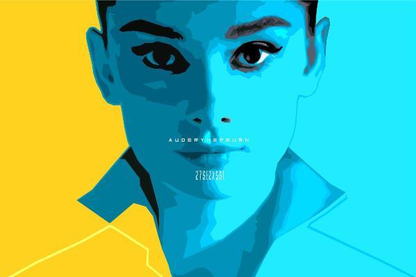 Audrey's Portrait