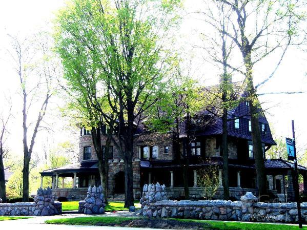 Olivers Mansion Sbin