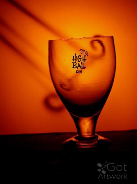 High Ball Gin