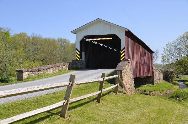 Weavers Mill Covered Bridge