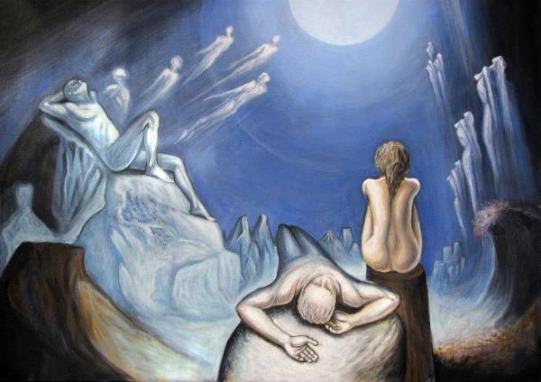 """Copy Of Sabin Balasa """"The Exodus Towards Light"""""""