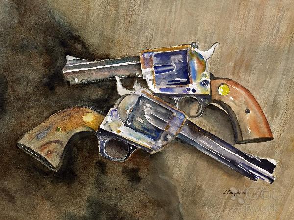 Colt's Final Frontier