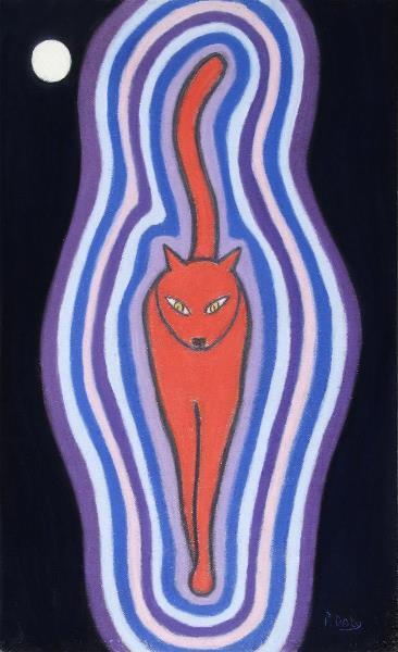 Cat In Nimbus
