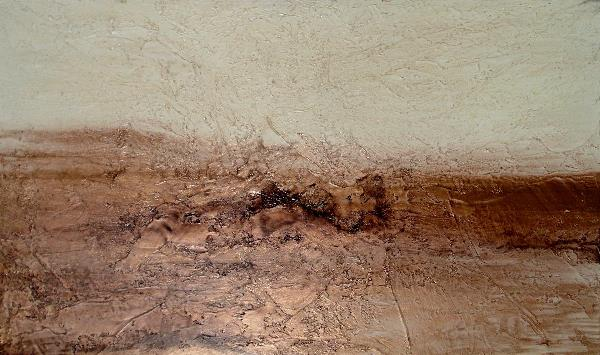 Large Textured Original Canvas Painting SWAYED