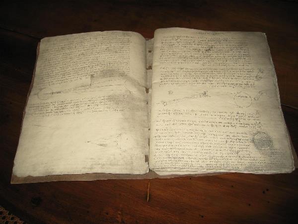 Leonardo Da Vinci, Leicester Codex