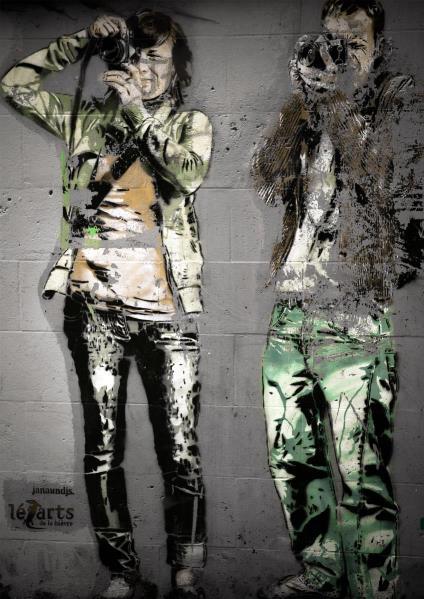 Photographer's Graffiti