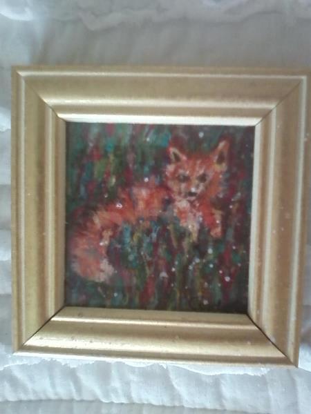 Pickering Fox (for Jean)