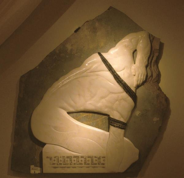 Hercules 20eon 1999 Sculpture