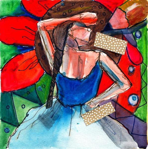 Doodle Degas