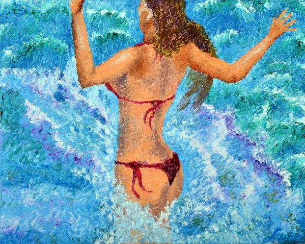Hug The Waves