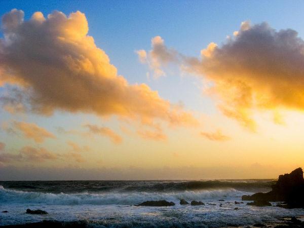 Radiant Clouds _ Ozareni Oblaci