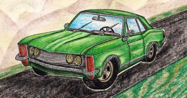 1963' Buick Riviera Classic Car