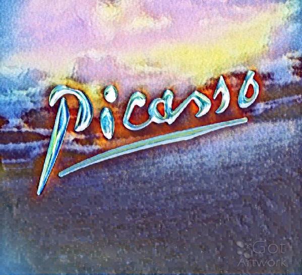 Picasso's Signature3