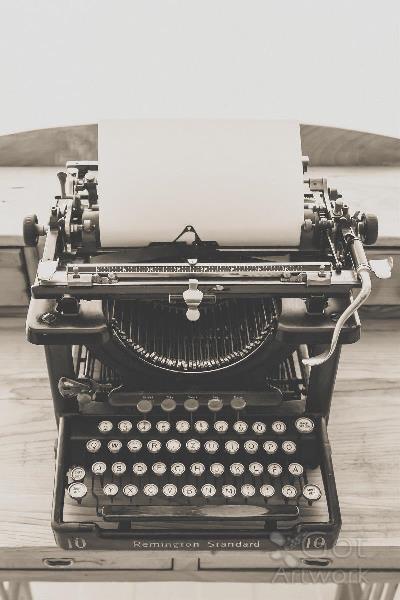 Remington Standard 10 Typewriter