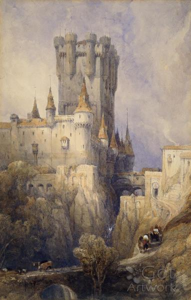 Travelers To The Castle
