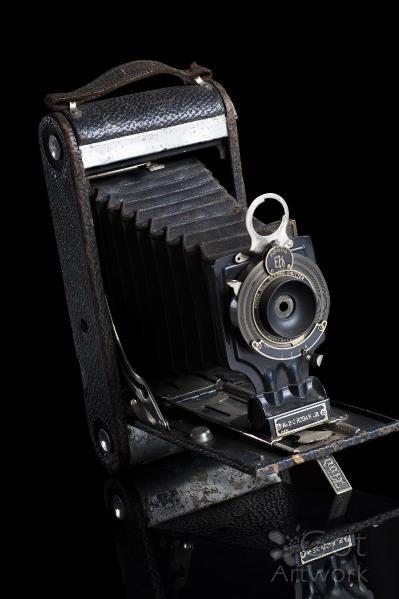 No. 2-C Kodak Jr Vintage Camera
