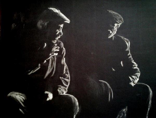 Old Men Chat