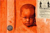 Born In Slavery As Framed Poster