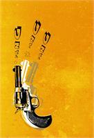 Gun As Framed Poster
