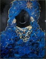 African Queen As Framed Poster