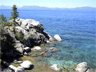 Blue Waters Lake Tahoe